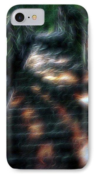 Spirit Bridge Phone Case by William Horden