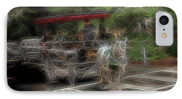 Spirit Carriage 2 Phone Case by William Horden