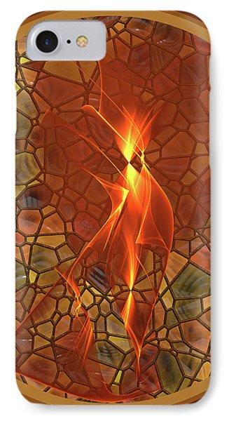Spirit IPhone Case by Diane Parnell