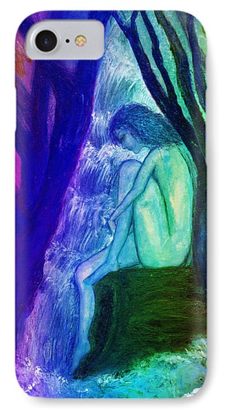 Spirit Guides II Phone Case by Patricia Motley