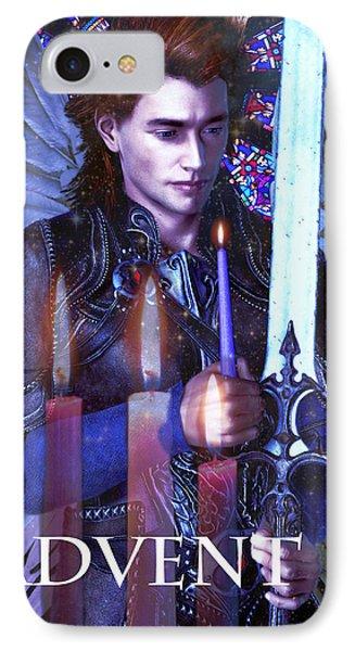 Spirit Of Advent IPhone Case