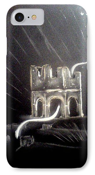 Spirit Of Mellifont Abbey IPhone Case by Ahonu