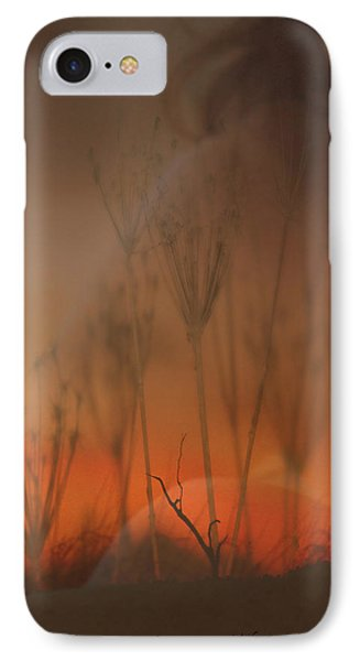 Spirit Of The Land IPhone Case by Vicki Ferrari