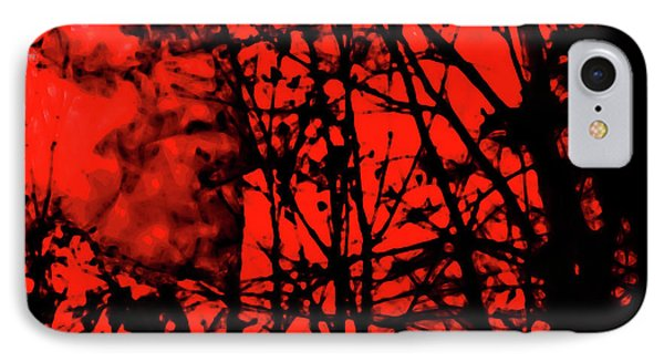 Spirit Of The Mist IPhone Case by Gina O'Brien
