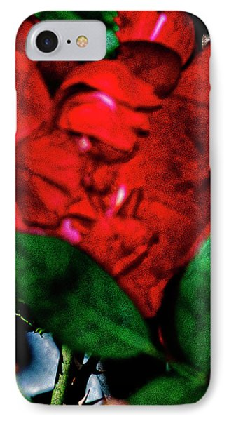 Spirit Of The Rose IPhone Case by Gina O'Brien