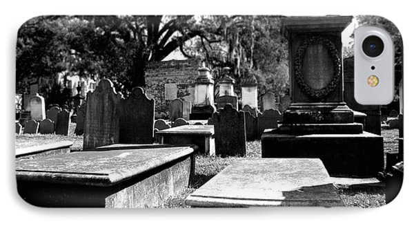 Spirits Of Charleston IPhone Case by Marti Green
