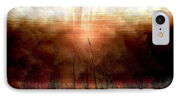 Spiritual Awakening Phone Case by Linda Sannuti