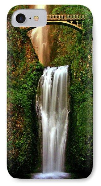 Spiritual Falls IPhone Case by Scott Mahon