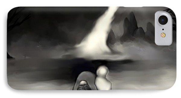 Spiritual Rescue Phone Case by Carmen Cordova
