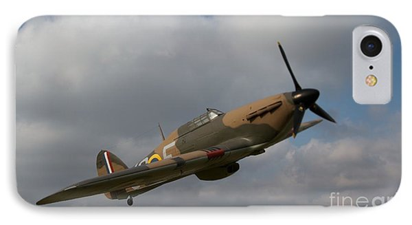 Spitfire IPhone Case by Gary Bridger