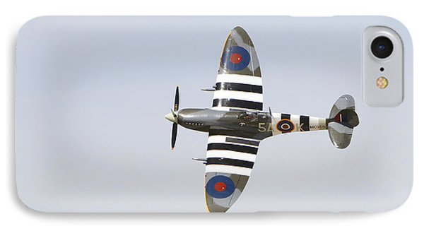 Spitfire Mk959  IPhone Case by Shoal Hollingsworth