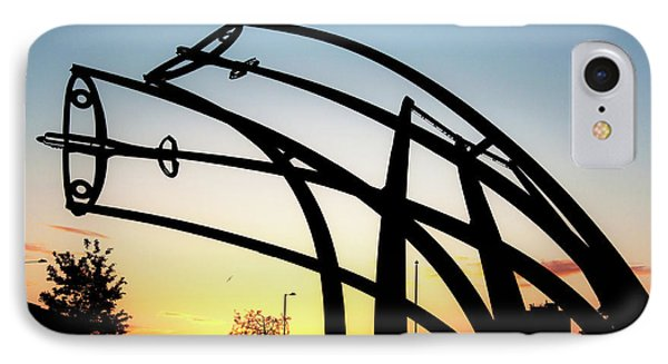 Spitfire Sunrise IPhone Case