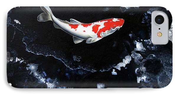 Splash 2 IPhone Case by Sandi Baker