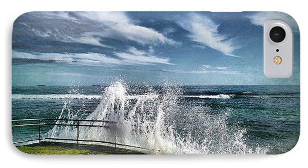 Splash Happy Phone Case by Kym Clarke