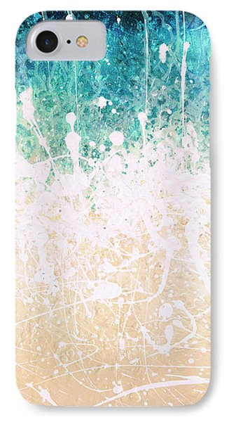 Splash IPhone Case by Jaison Cianelli