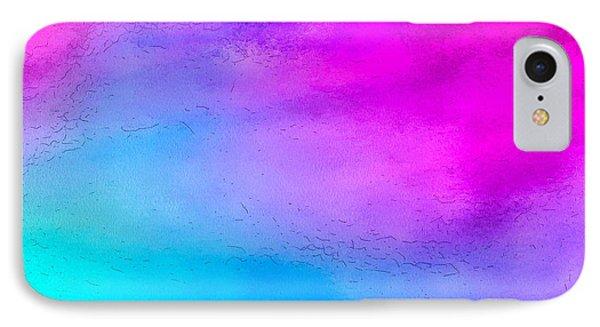 Splash Of Color IPhone Case by Krissy Katsimbras