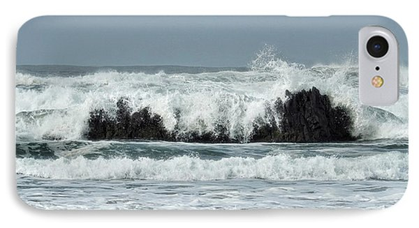 IPhone Case featuring the photograph Splash by Peggy Hughes
