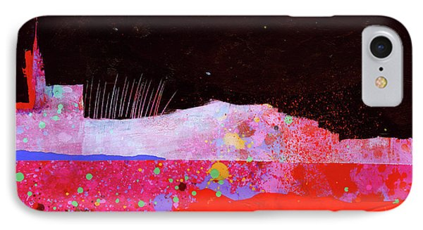 Splash#3 Phone Case by Jane Davies