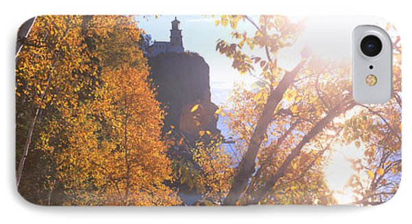 Split Rock Lighthouse From 1905, Lake IPhone Case by Panoramic Images