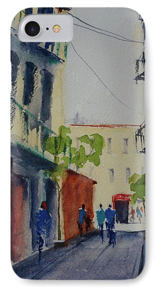 Spofford Street3 IPhone Case