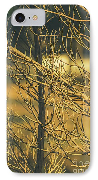 Rolling Stone Magazine iPhone 7 Case - Spooky Country House Obscured By Vegetation  by Jorgo Photography - Wall Art Gallery