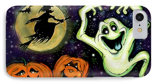 Spooky IPhone Case by Kevin Middleton