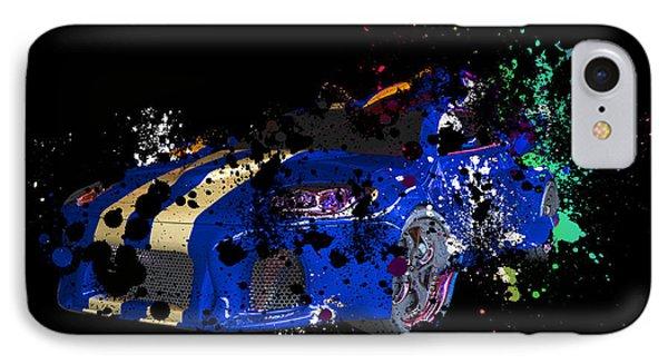 Sport Cars IPhone Case by Mark Ashkenazi