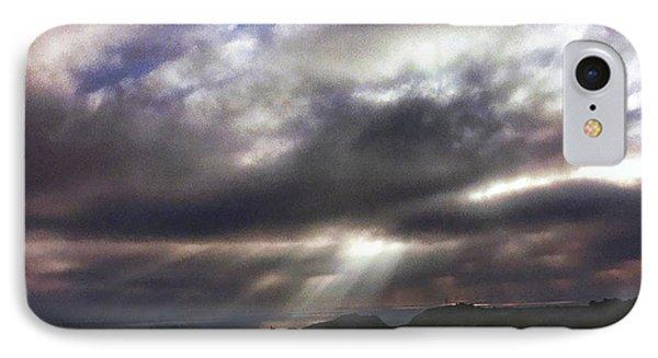 Spot O' Sun IPhone Case by Michael McGowan