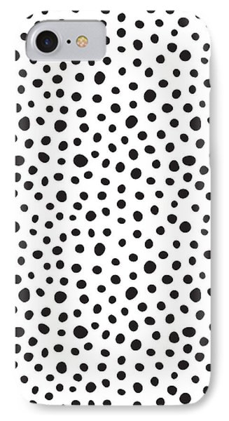 Spots IPhone 7 Case by Rachel Follett