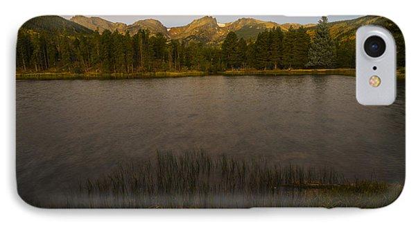 Sprague Lake IPhone Case by Gary Lengyel
