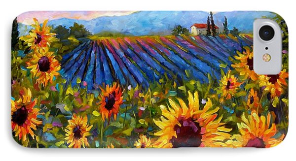 IPhone Case featuring the painting Spread A Little Sunshine by Chris Brandley
