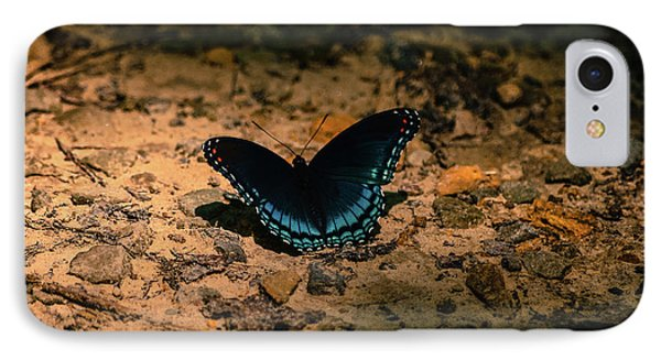 IPhone Case featuring the photograph Spreadin My Wings by Brenda Bostic