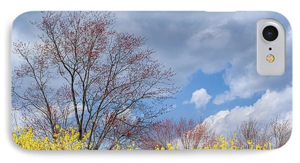 IPhone 7 Case featuring the photograph Spring 2017 by Bill Wakeley