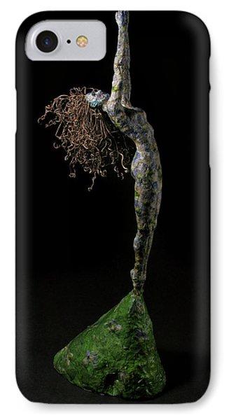 Spring A Sculpture By Adam Long IPhone Case