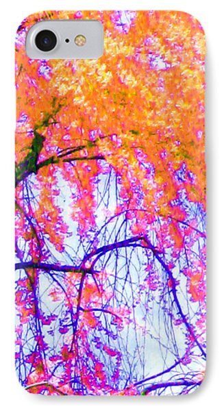 IPhone Case featuring the photograph Spring Alive by Susan Carella