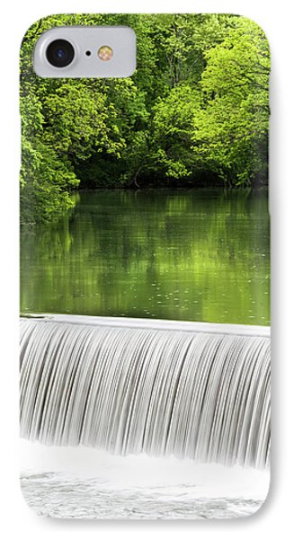 IPhone Case featuring the photograph Spring At Buck Creek by Parker Cunningham