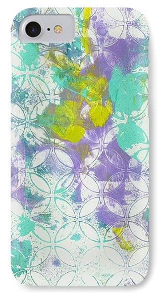 Spring Begins IPhone Case by Lisa Noneman
