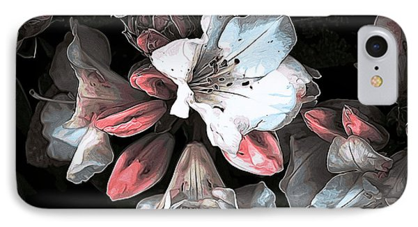 Spring Bloom IPhone Case by Erica Hanel