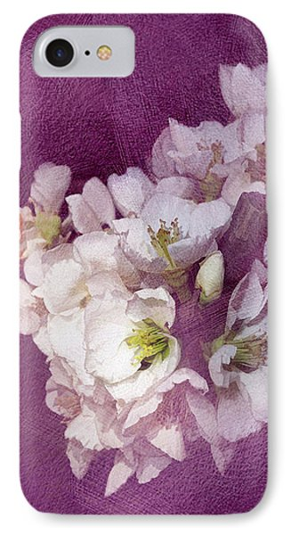 Spring Blooms IPhone Case by Ann Powell