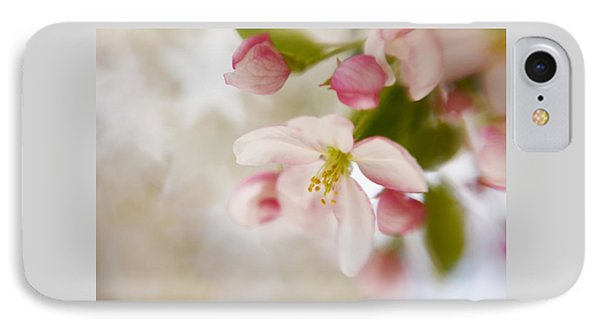 IPhone Case featuring the photograph Spring Blossom Whisper by Diane Alexander