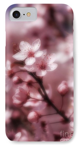 Spring Blossoms IPhone Case by Autumn Moon
