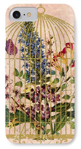 Spring Bouquet II IPhone Case by Marilu Windvand