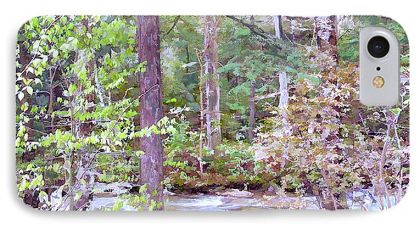 Spring Brook IPhone Case by John Selmer Sr