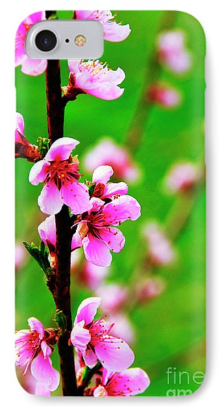 Spring Color Phone Case by Thomas R Fletcher