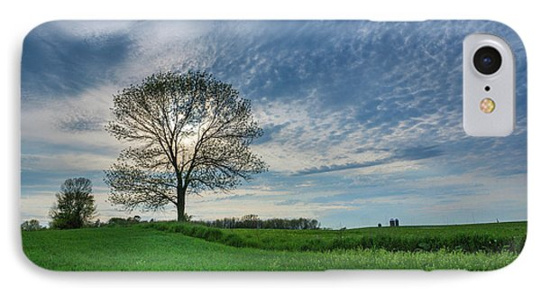 IPhone Case featuring the photograph Spring Coming On by Bill Pevlor
