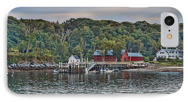 IPhone Case featuring the photograph Spring Cove Evening by Richard Bean