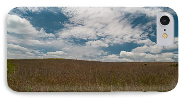 IPhone Case featuring the photograph Spring Creek Prairie by Joshua House