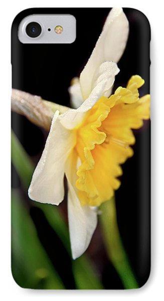 IPhone Case featuring the photograph Spring Daffodil Flower by Jennie Marie Schell