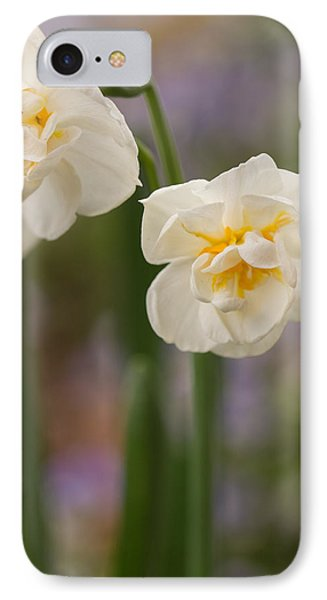 IPhone Case featuring the photograph Spring Dance by Julie Andel