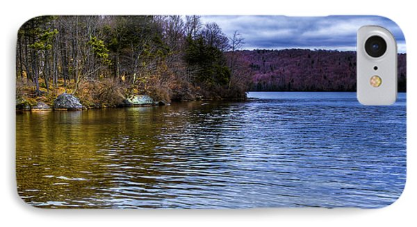 Spring Day On Limekiln IPhone 7 Case by David Patterson